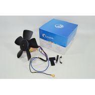 Вентилятор отопителя 2101-2107 (LFh 0101) Лузар 2101-8101080, фото 1