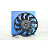 Вентилятор охлаждения радиатора 2103-2108 (LFc 0103) Лузар, фото 1