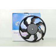 Вентилятор охлаждения радиатора 2170 HALLA (LFc 01270) Лузар, фото 1