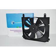 Вентилятор охлаждения радиатора Ланос (основной) (LFc 0580) Лузар 96352580, фото 1