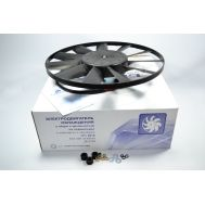 Вентилятор охлаждения радиатора 3110 (406) (LFc 0310) Лузар 406-3730010, фото 1