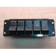 Блок клавиш ПАЗ (5-ти клавишный), фото 1