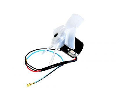 Вентилятор отопителя 2101-2107 (подш-к) КЗАЭ 2101-8101080, фото 1