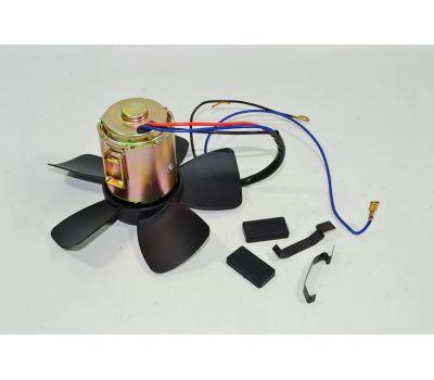 Вентилятор отопителя 2101-2107 (LFh 0101) Лузар 2101-8101080, фото 3