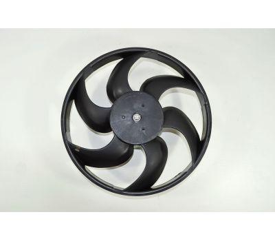 Вентилятор охлаждения радиатора 1118 (LFc 0118) Лузар 1118-1308008, фото 2