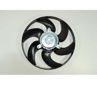 Вентилятор охлаждения радиатора 1118 (LFc 0118) Лузар 1118-1308008, фото 3