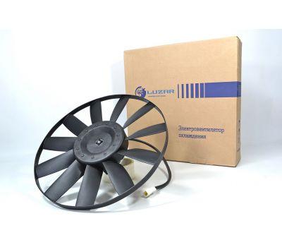 Вентилятор охлаждения радиатора 3110 (406) (LFc 0310) Лузар 406-3730010, фото 2