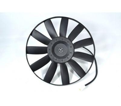 Вентилятор охлаждения радиатора 3110 (406) (LFc 0310) Лузар 406-3730010, фото 3