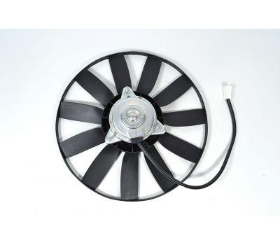 Вентилятор охлаждения радиатора 3110 (406) (LFc 0310) Лузар 406-3730010, фото 4